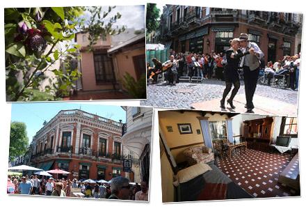 San Telmo Colonial - Su Hotel en Buenos Aires